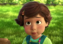 bonnie anderson pixar disney personnage character toy story 3