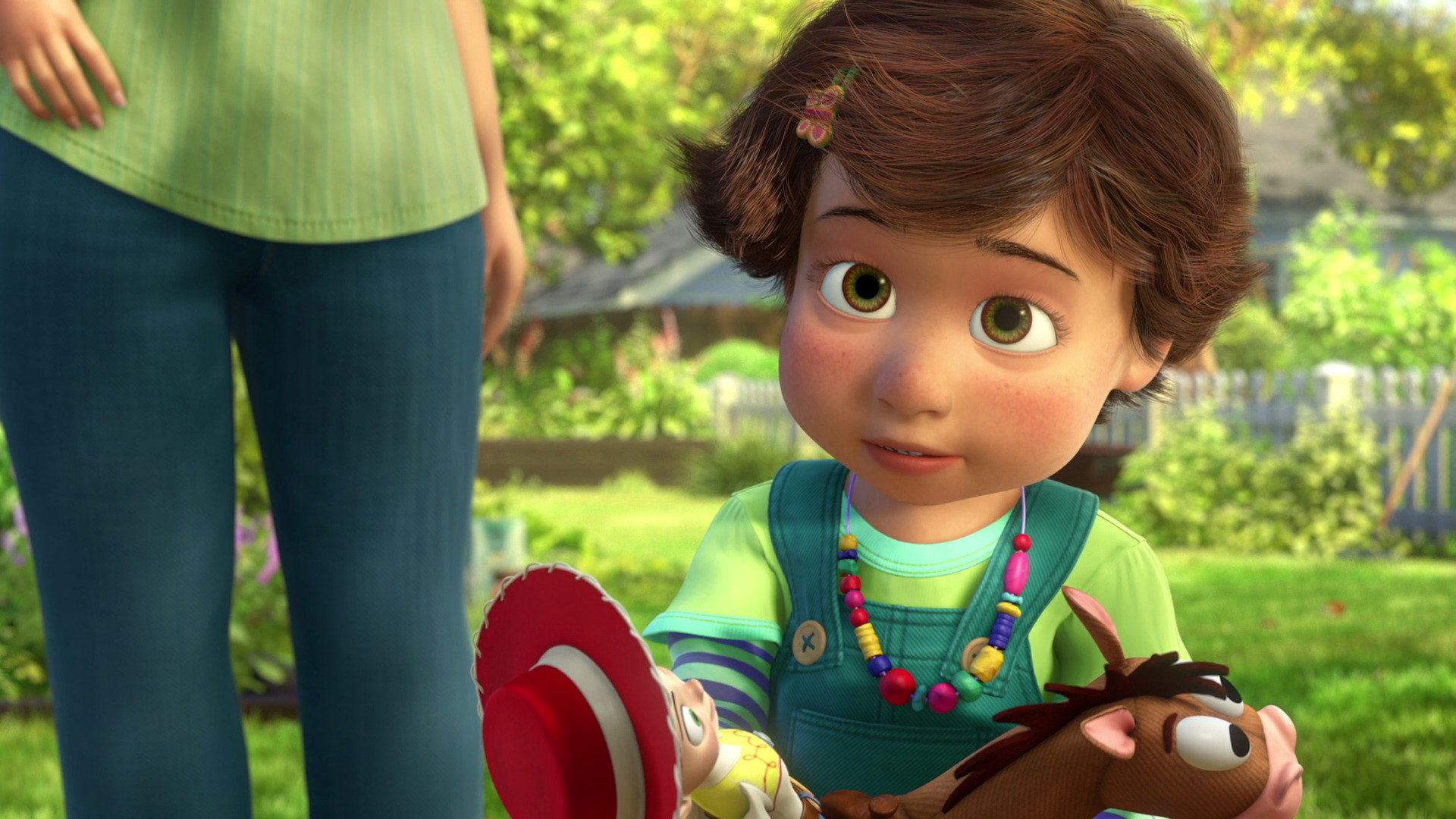 Bonnie Anderson Character From Toy Story 3 Pixar Planet Fr