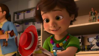 bonnie anderson    personnage character pixar disney toy story toons angoisse motel terror