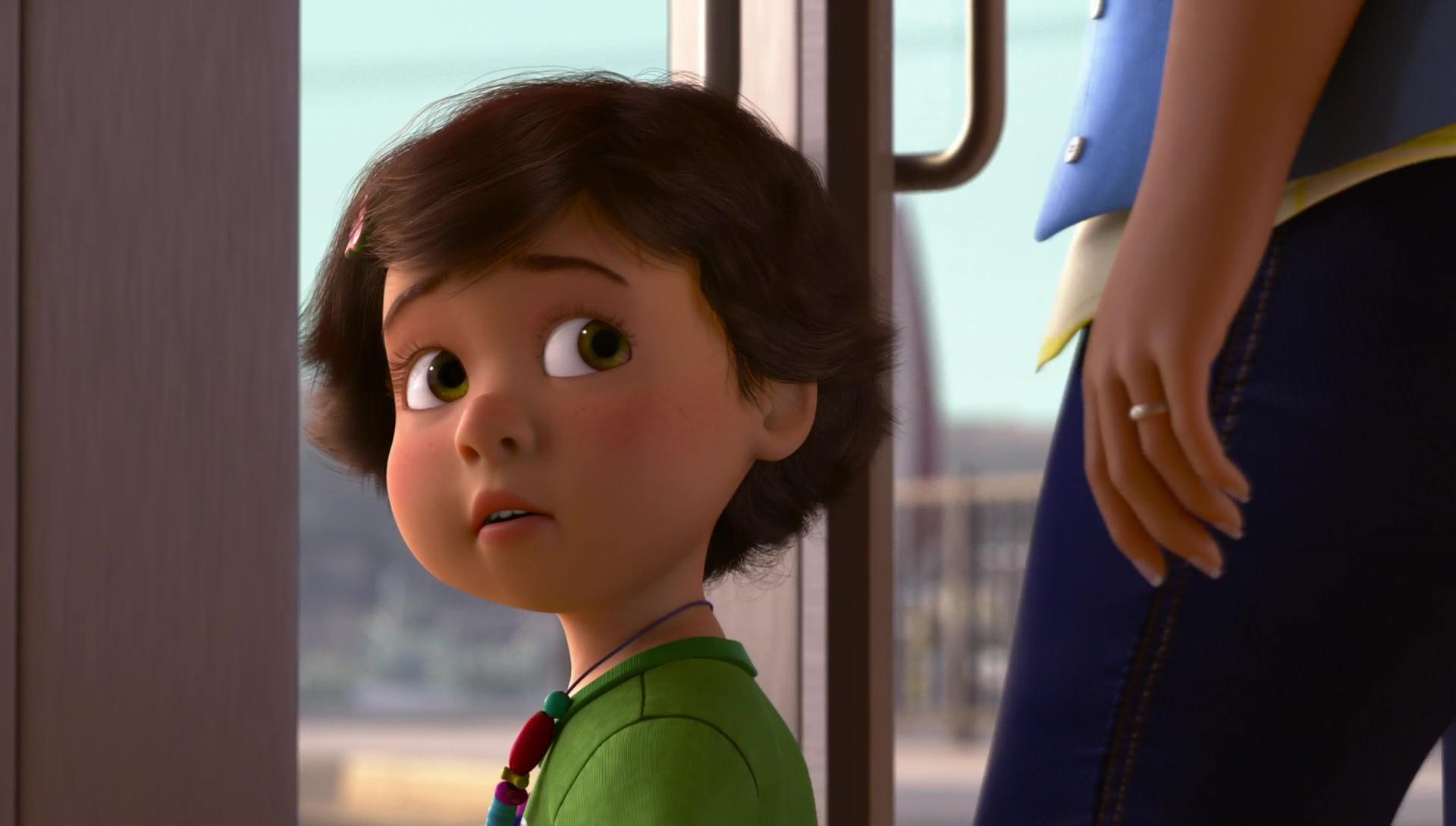 Bonnie Anderson Personnage Dans Toy Story 3 Pixar Planet Fr