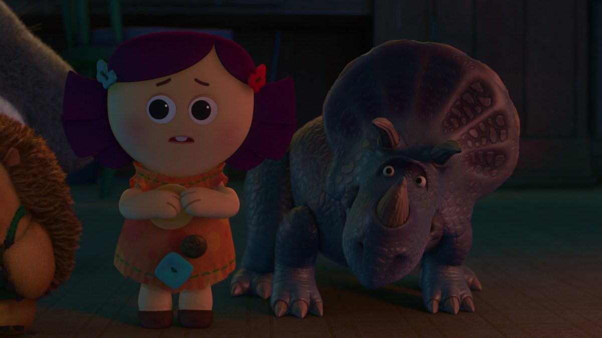 dolly personnage character disney pixar