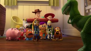 dolly personnage character pixar disney toy story toons hawai vacances