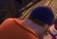 eboueur Garbage man pixar disney personnage character toy story 3