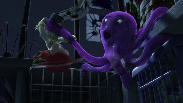 flex stretch personnage character disney pixar