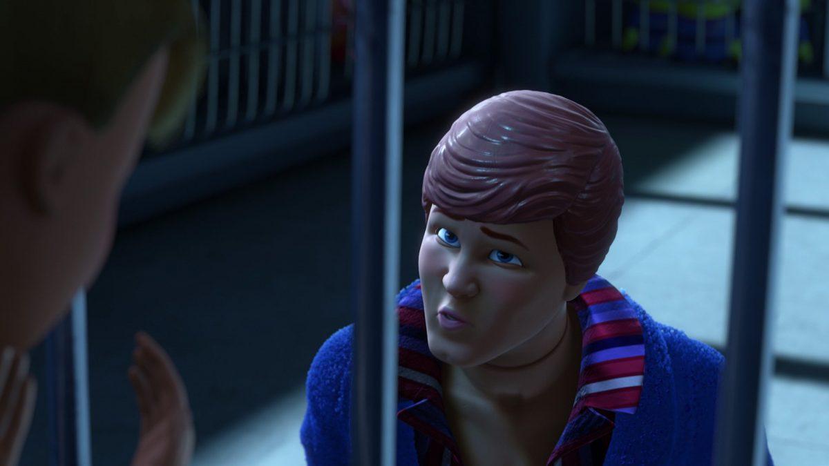 ken personnage character disney pixar