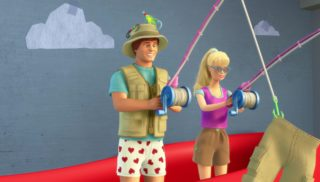 ken  personnage character pixar disney toy story toons hawai vacances
