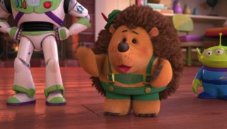 la brosse pricklepants   personnage character pixar disney toy story hors temps time forgot