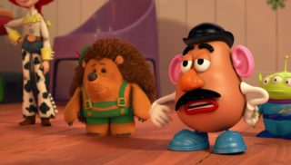 la brosse pricklepants   personnage character pixar disney toy story hors temps time forgot