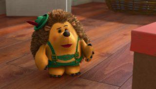 la brosse prickleplants jessie    personnage character pixar disney toy story toons hawai vacances