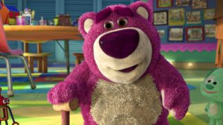 lotso pixar disney personnage character toy story 3