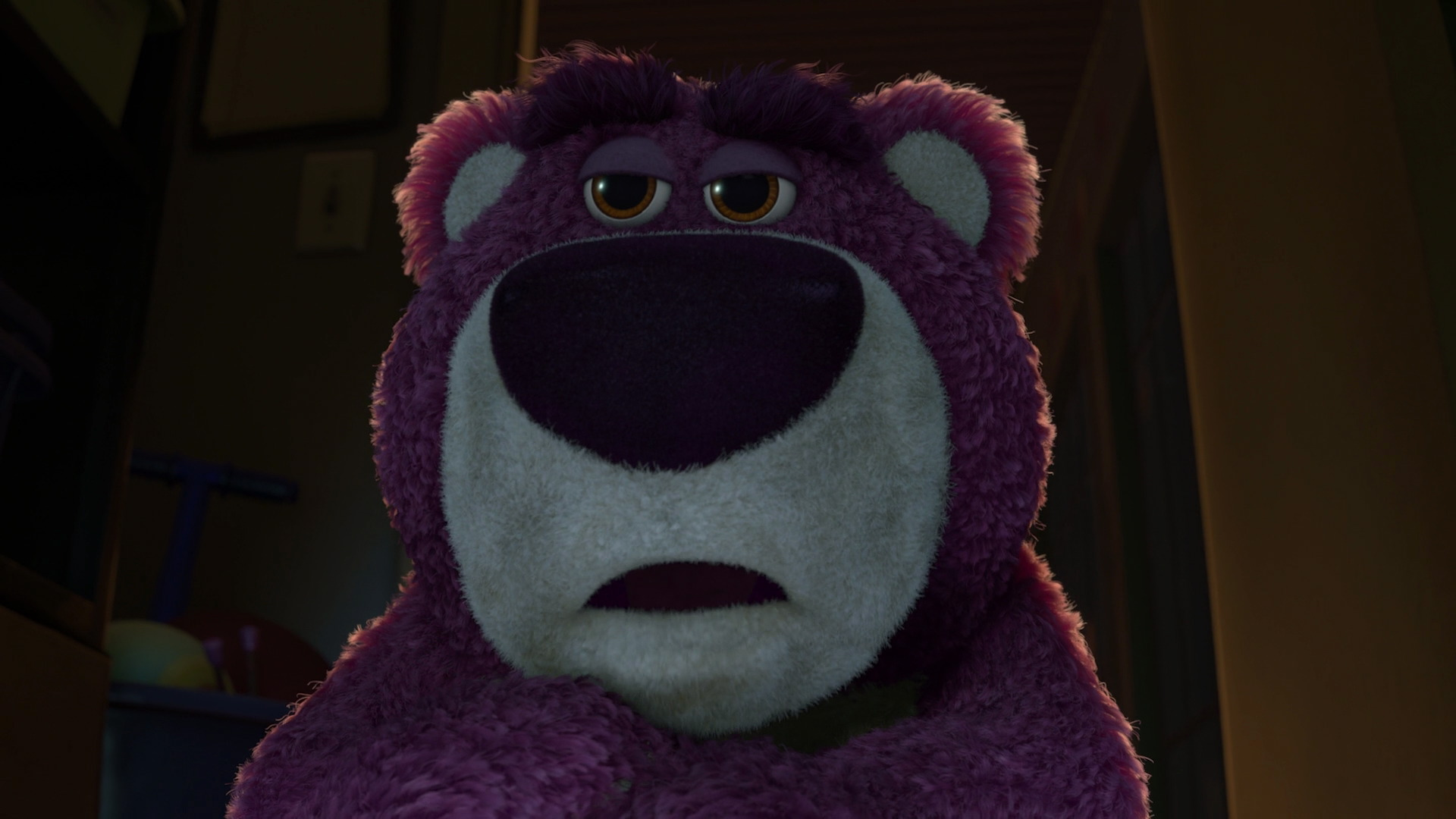 Lots O Huggin Bear Character From Toy Story 3 Pixar Planet Fr