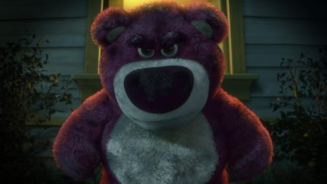 lotso personnage character toy story disney pixar
