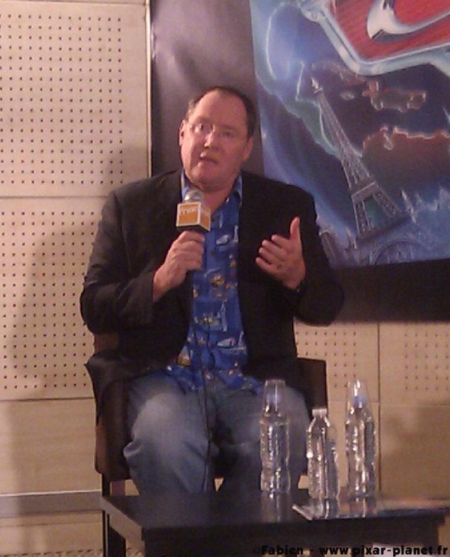 masterclass john lasseter disney pixar cars 2