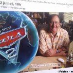 La masterclass de John Lasseter.
