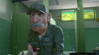 monsieur tony pixar disney personnage character toy story 3