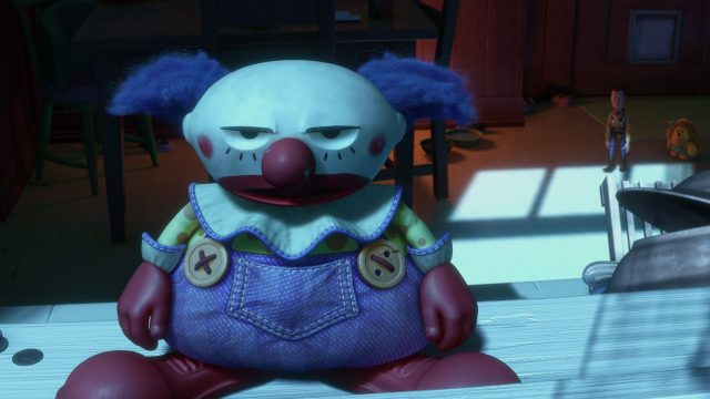 rictus chuckles personnage character disney pixar