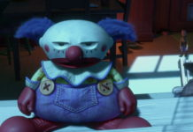 rictus chuckles pixar disney personnage character toy story 3