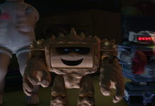 tchac chunk pixar disney personnage character toy story 3