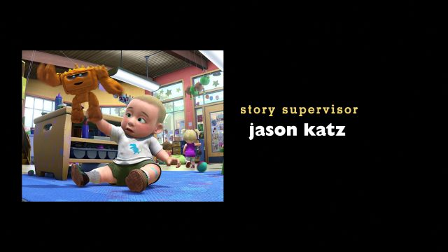 tchac chunk personnage character disney pixar