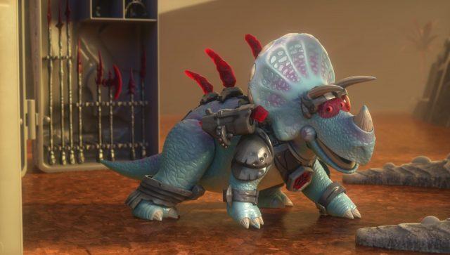 trixie personnage character disney pixar