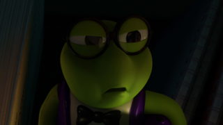 vermisseau bookworm pixar disney personnage character toy story 3