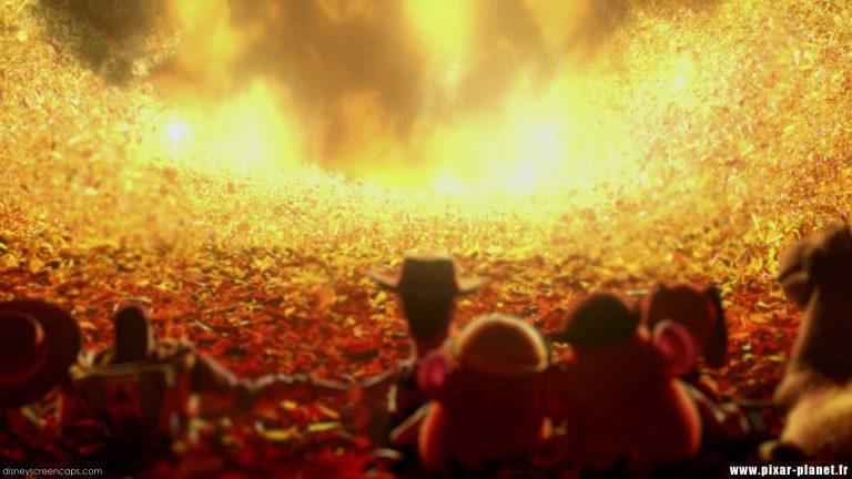 La mort chez Pixar.