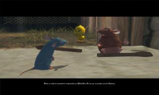 ratatouille Disney Pixar Jeu vidéo game
