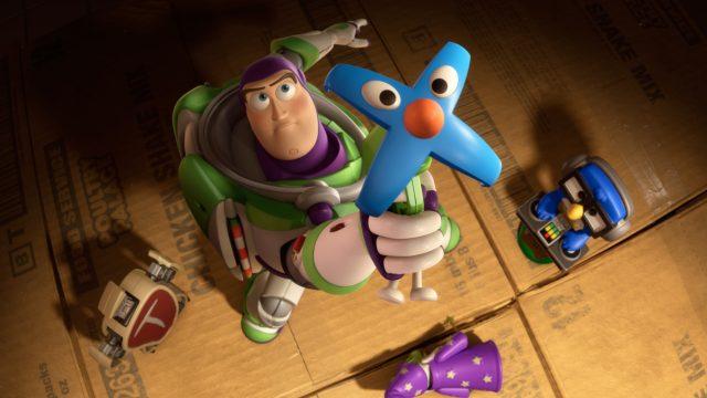 image toy story toons mini buzz small fry disney pixar