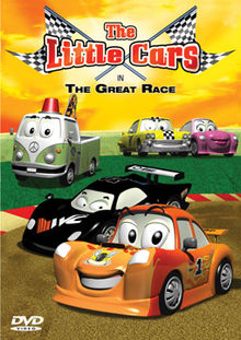 little cars affiche