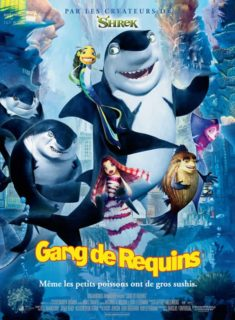 gang de requin affiche