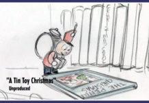 tin toy christmas disney pixar