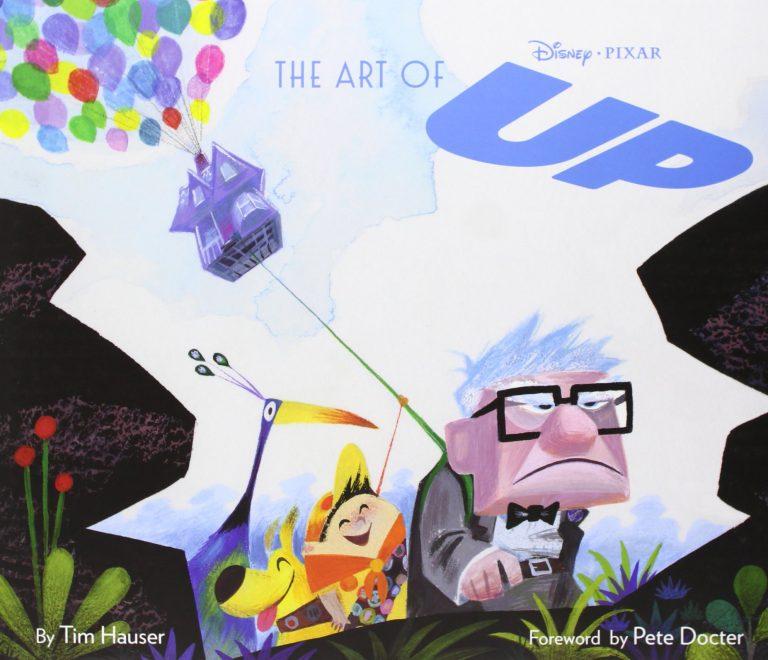 """Le livre """"The Art of Up""""."""