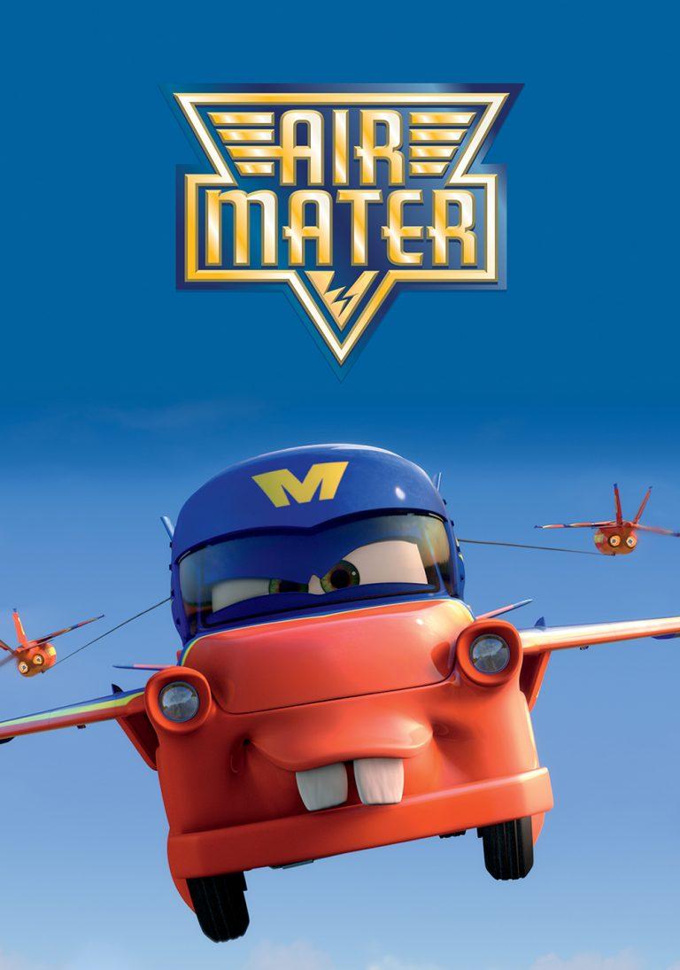 Cars Toon : Air Martin.