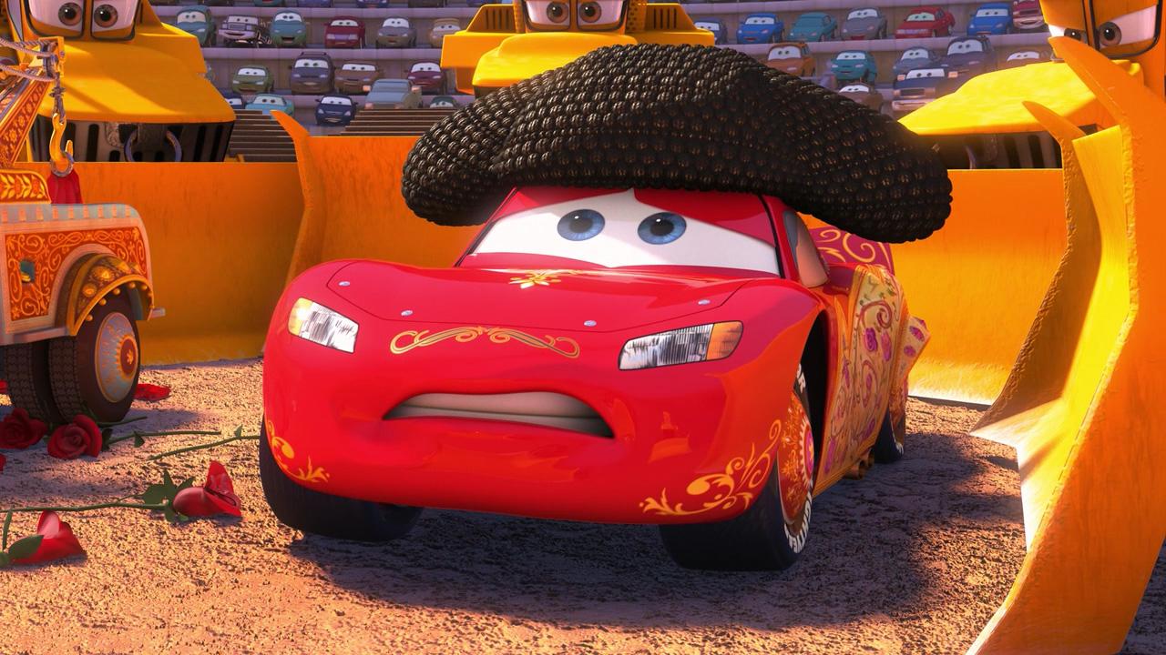 Pixar disney cars toon el martindor materdor