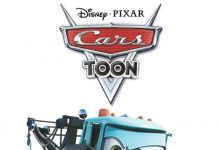 Pixar disney cars toon heavy metal martin mater affiche poster