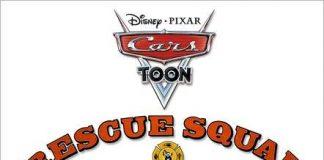Pixar disney cars toon martin à la rescousse rescue squad mater affiche poster
