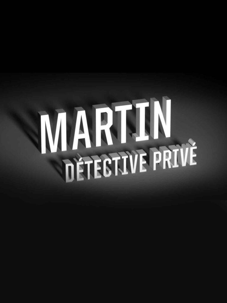 Cars Toon : Martin Détective Privé.
