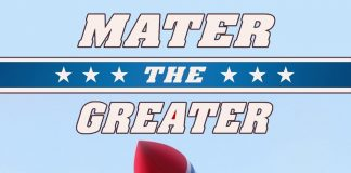 Pixar disney cars toon martin le grand mater greater affiche poster