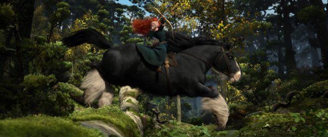 angus personnage character rebelle brave disney pixar