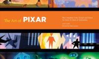 art of Livre Disney Pixar Book