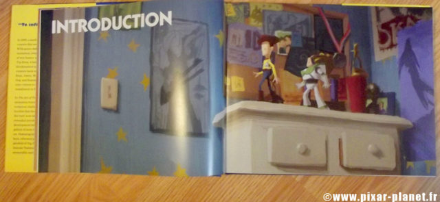 art of toy story 3 Livre Disney Pixar Book