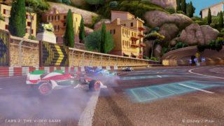 Cars 2 Jeu video game Disney Pixar