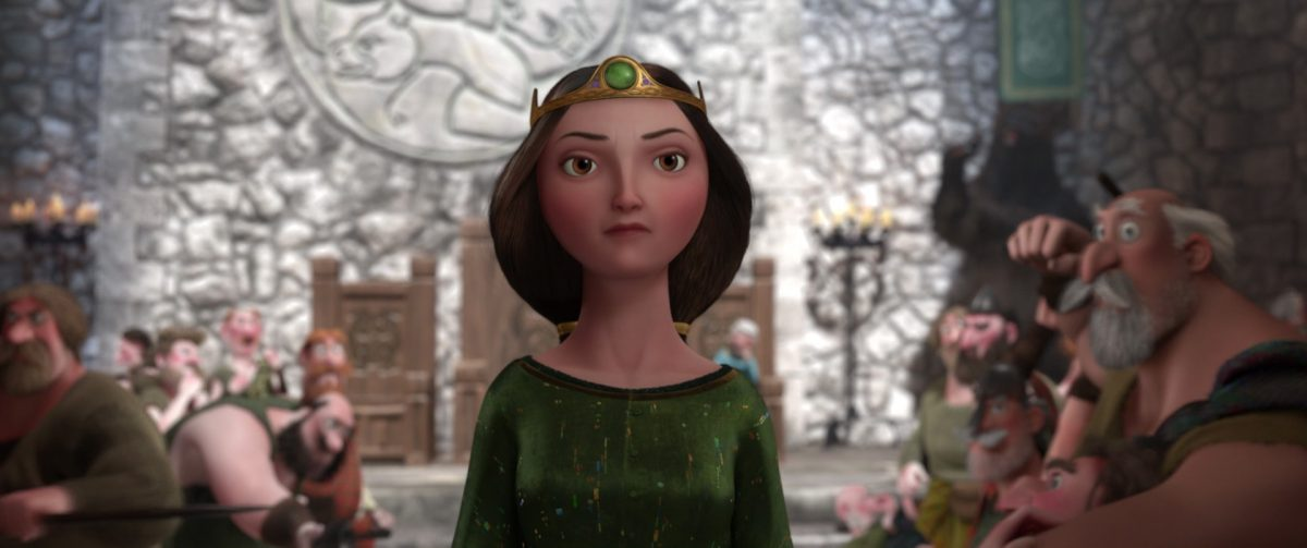 elinor personnage character rebelle brave disney pixar
