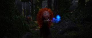 feu follet wisp pixar disney character rebelle brave