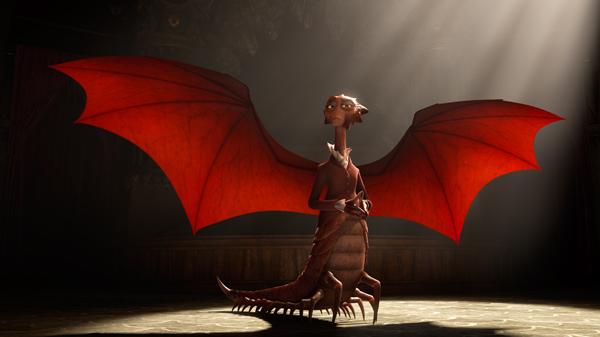 image monstres academy monsters university disney pixar