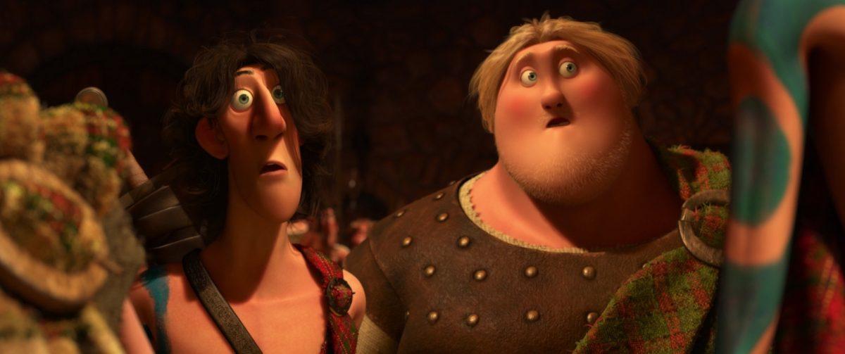 jeune young macintosh personnage character rebelle brave disney pixar