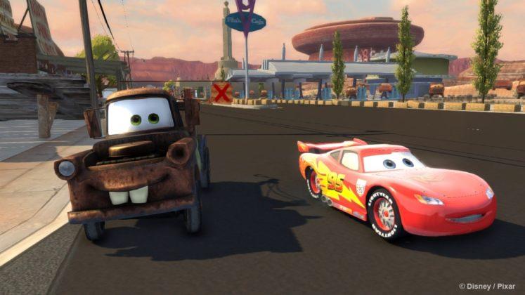 Kinect Heros Disney Pixar Jeu vidéo game rush adventure