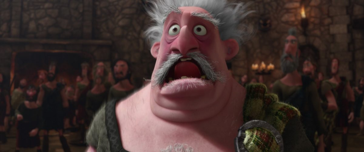 lord dingwall personnage character rebelle brave disney pixar