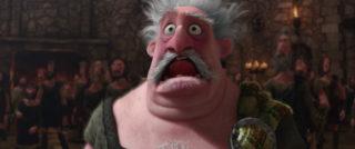lord dingwall pixar disney character rebelle brave