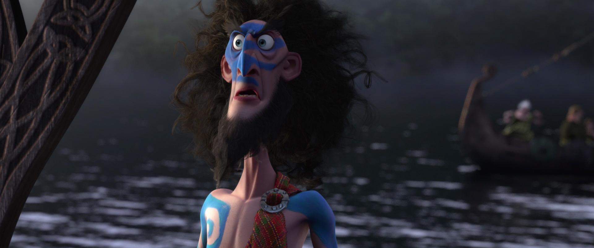 lord macintosh pixar disney character rebelle brave